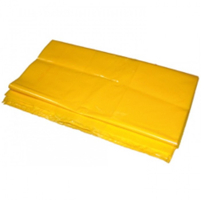 Σακούλα Απορριμμάτων κίτρινη HERCULES, 80x110cm / 20Kg